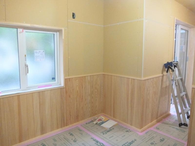 【現場レポート】蜜蝋ワックス塗り。松本市G様邸