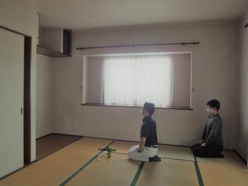 【現場レポート】はじまりました!松本市断熱リノベーション工事