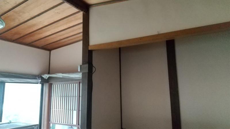 松本市寿改修工事大詰めです!